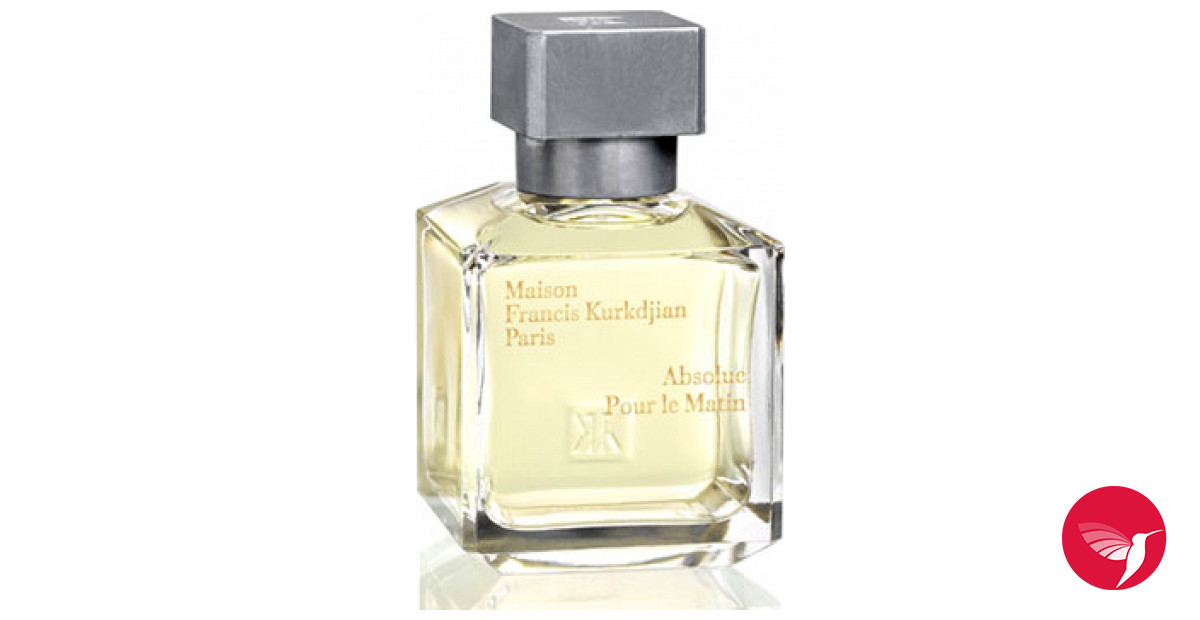 Absolue pour le matin maison francis kurkdjian perfume a for Absolue pour le soir maison francis kurkdjian