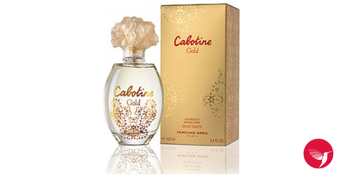 cabotine gold gres perfume a fragr ncia feminino 2010. Black Bedroom Furniture Sets. Home Design Ideas