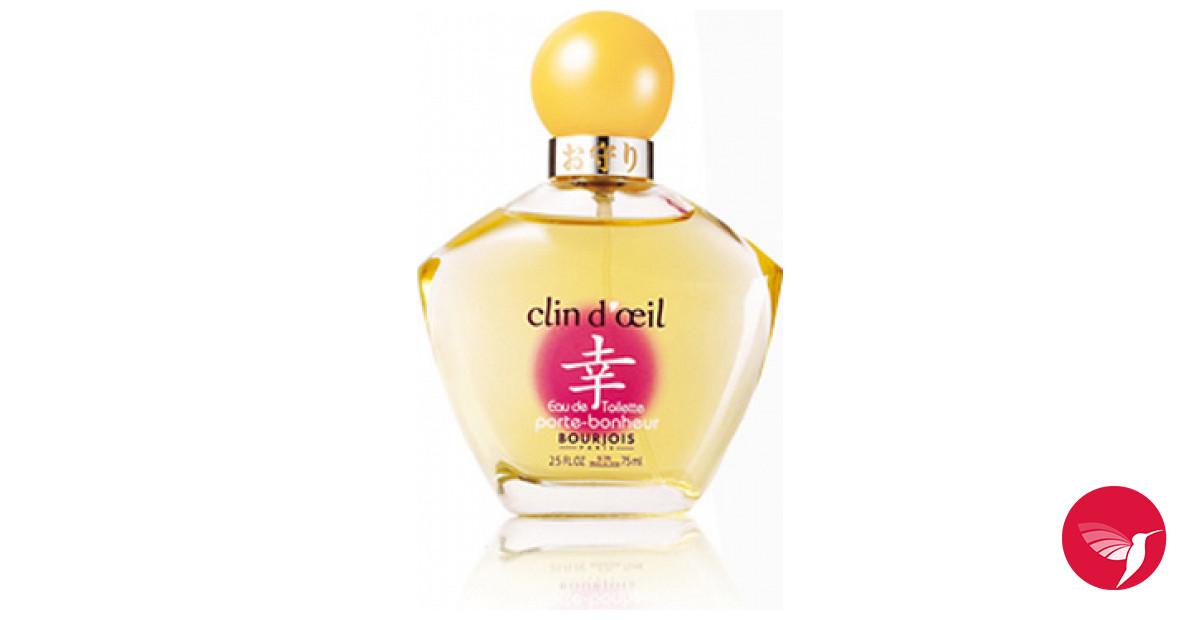 Clin d 39 oeil porte bonheur bourjois parfum un parfum pour femme 2009 - Porter plainte pour nuisance olfactive ...