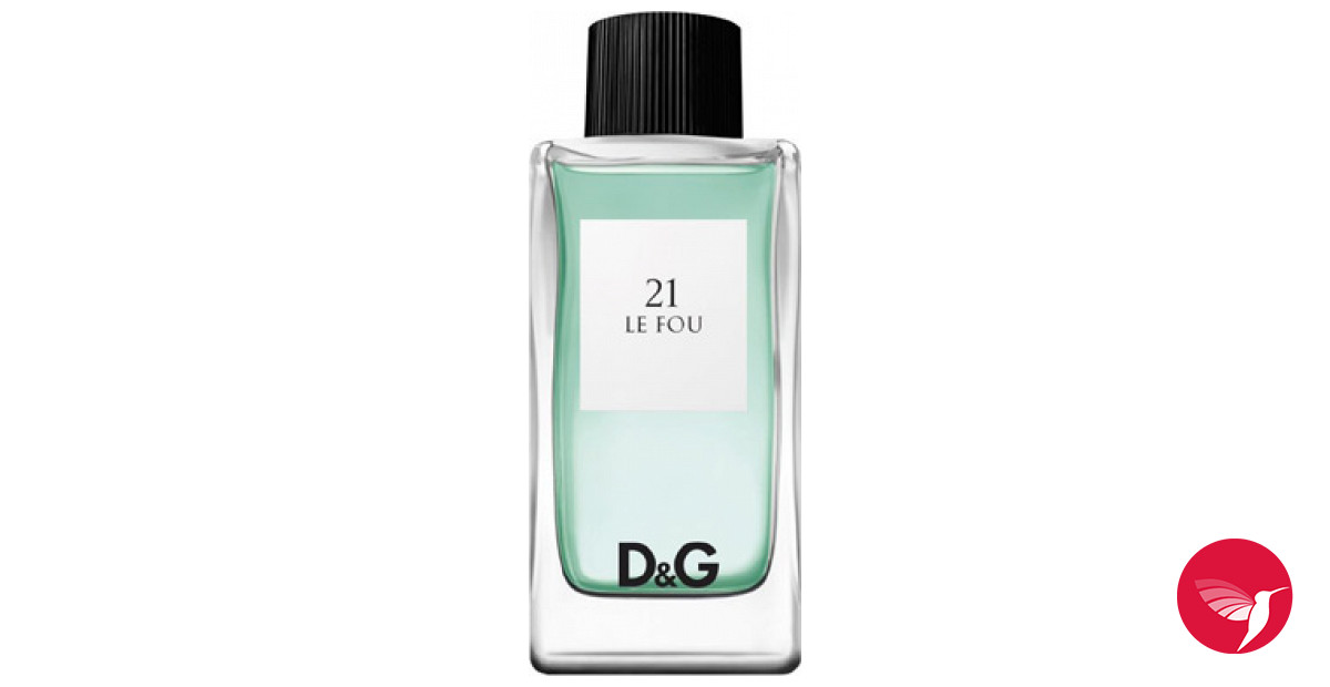 d g anthology le fou 21 dolce gabbana cologne ein es. Black Bedroom Furniture Sets. Home Design Ideas
