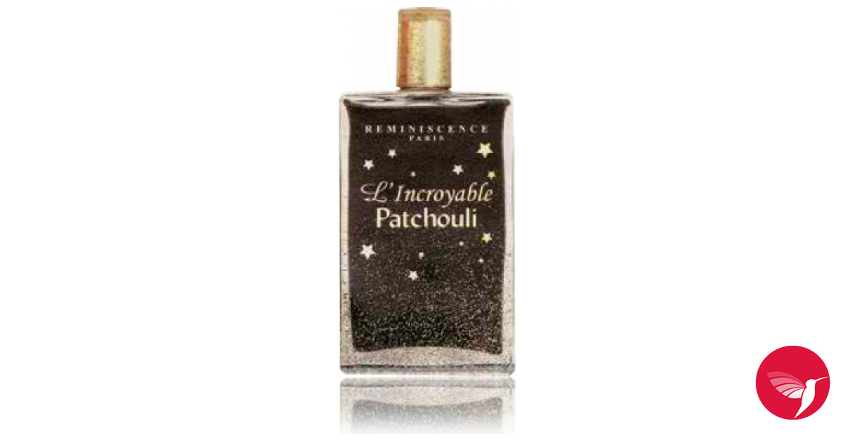 l 39 incroyable patchouli reminiscence parfum un parfum pour homme et femme 2011. Black Bedroom Furniture Sets. Home Design Ideas