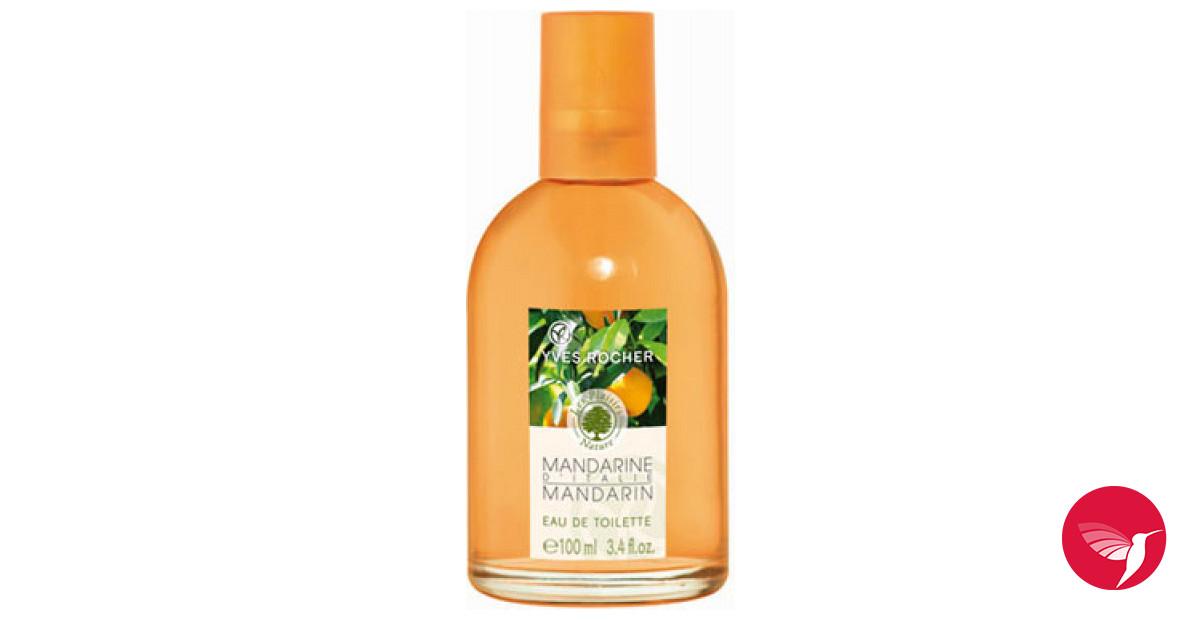 mandarine d 39 italie yves rocher parfum un parfum pour femme 2011. Black Bedroom Furniture Sets. Home Design Ideas