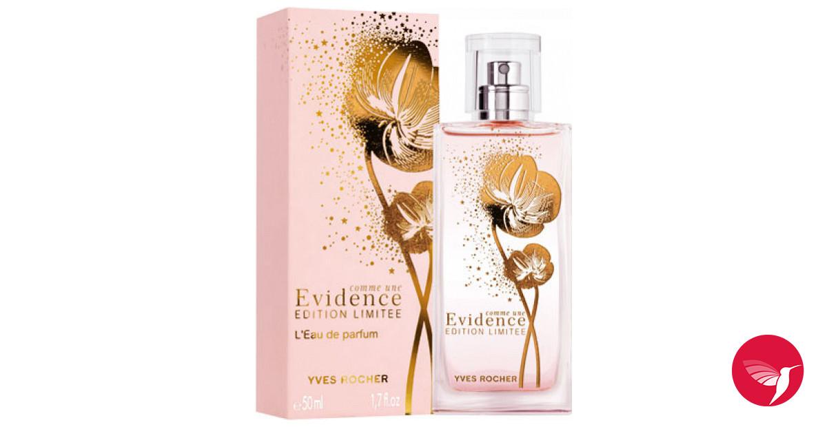 comme une evidence l 39 eau de parfum 2011 yves rocher parfum un parfum pour femme 2011. Black Bedroom Furniture Sets. Home Design Ideas
