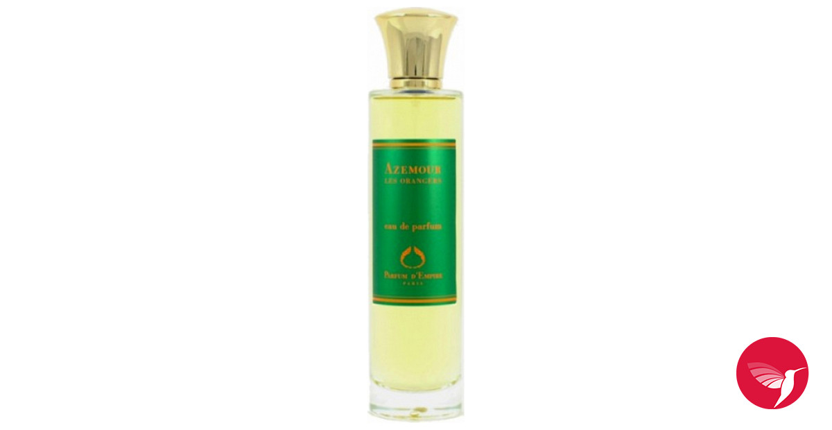 azemour les orangers parfum d 39 empire perfume a fragrance for women and men 2011. Black Bedroom Furniture Sets. Home Design Ideas