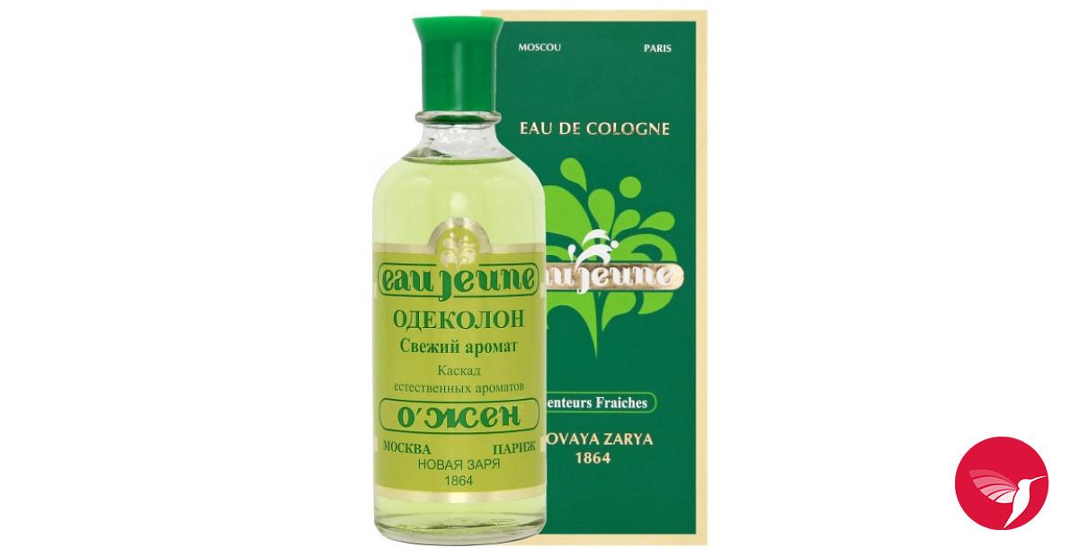 eau jeune novaya zarya parfum un parfum pour homme et femme 1984. Black Bedroom Furniture Sets. Home Design Ideas