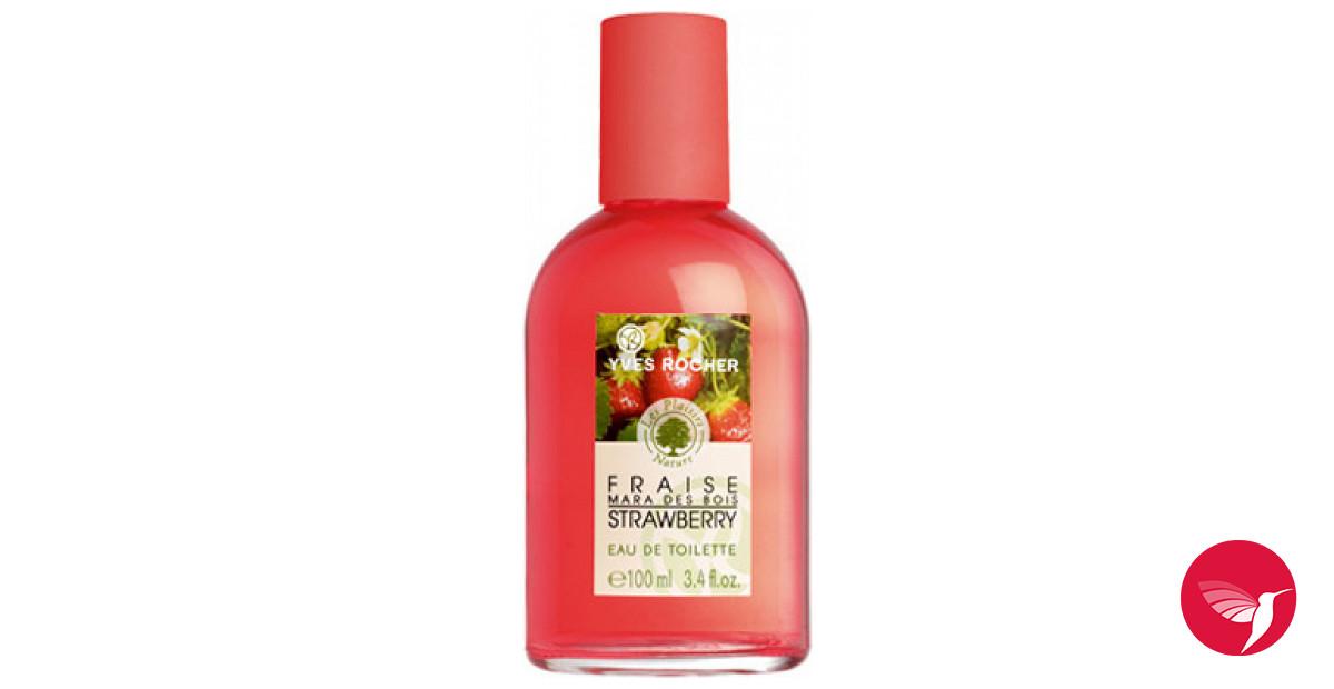 Fraise Mara des Bois Yves Rocher perfume  a fragrance for women 2010 ~ Fraise A Bois Dremel