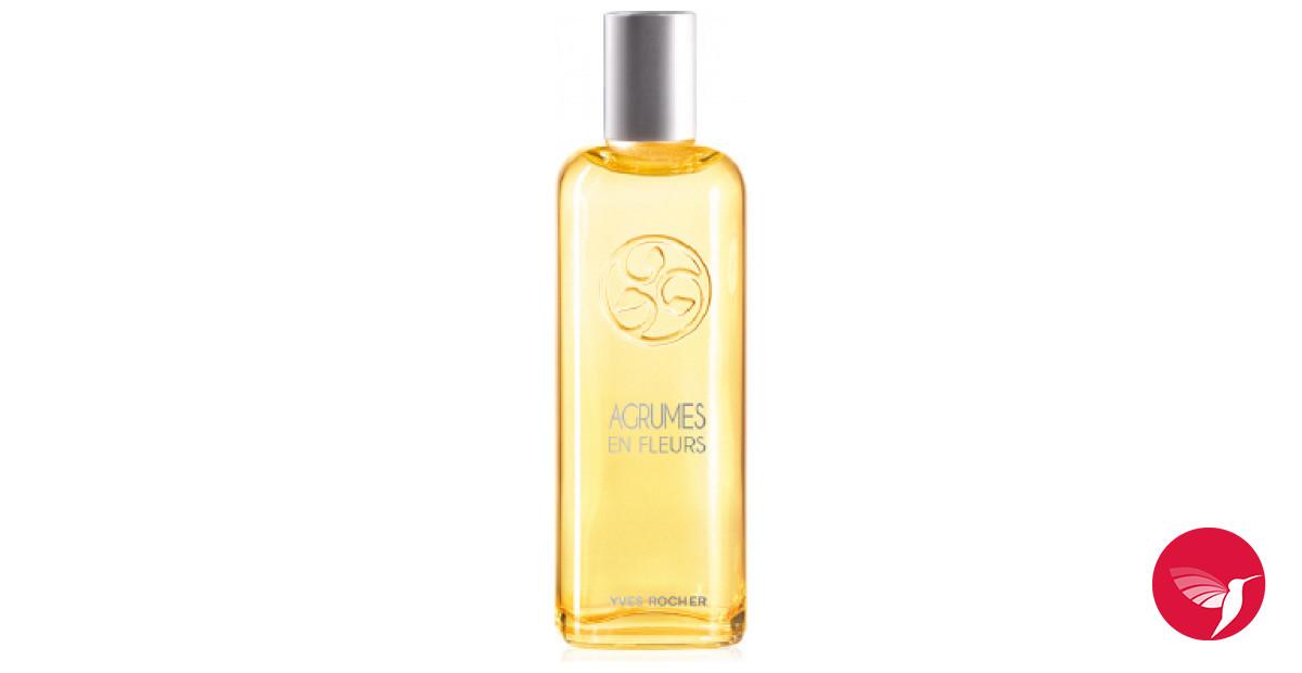 agrumes en fleurs yves rocher parfum un parfum pour femme 2012. Black Bedroom Furniture Sets. Home Design Ideas