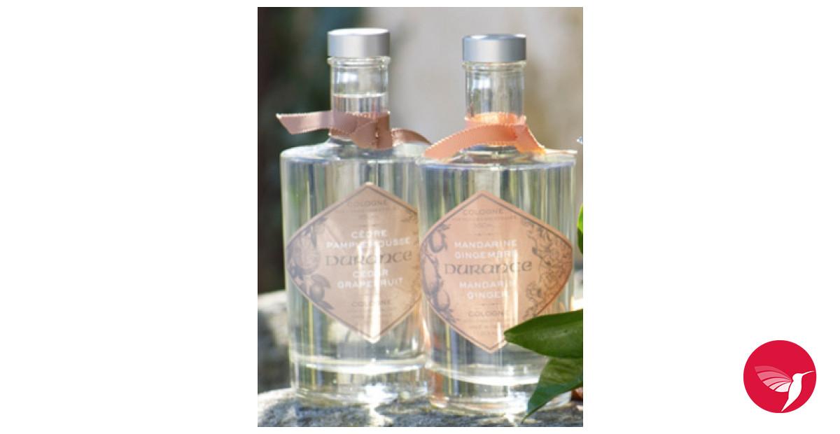 Mandarin and ginger durance en provence perfume una fragancia para hombres - La durance en provence ...