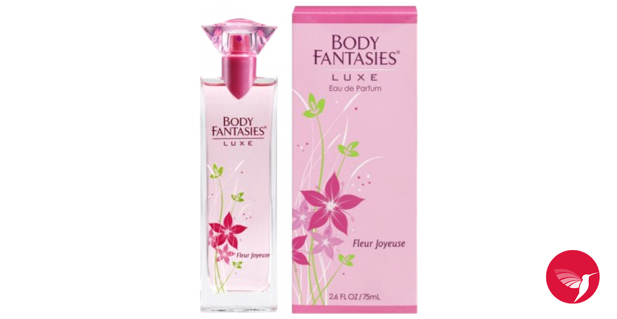 body fantasies luxe fleur joyeuse parfums de coeur parfum un parfum pour femme. Black Bedroom Furniture Sets. Home Design Ideas