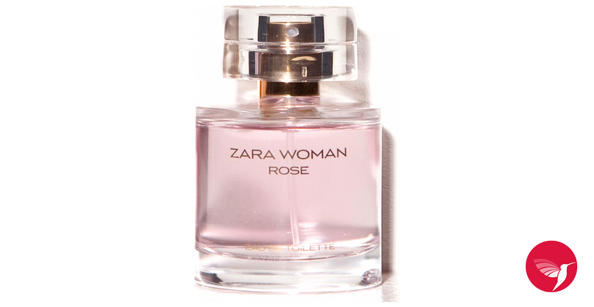 zara rose eau de toilette zara parfum un parfum pour femme. Black Bedroom Furniture Sets. Home Design Ideas