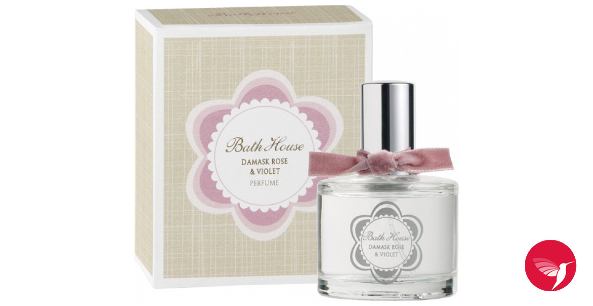 Damask Rose Violet Bath House Perfumy To Perfumy Dla Kobiet