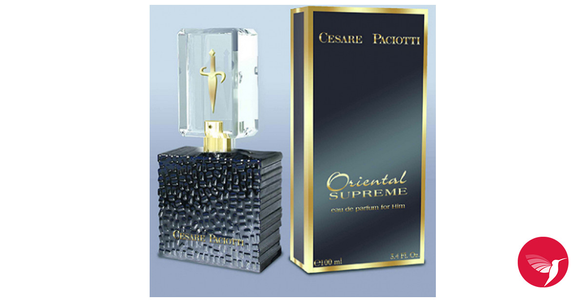 oriental supreme for him cesare paciotti cologne un parfum pour homme 2013. Black Bedroom Furniture Sets. Home Design Ideas