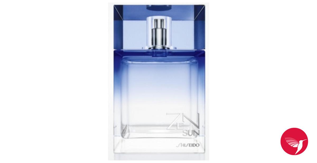 zen for men sun shiseido cologne a fragrance for men 2013. Black Bedroom Furniture Sets. Home Design Ideas