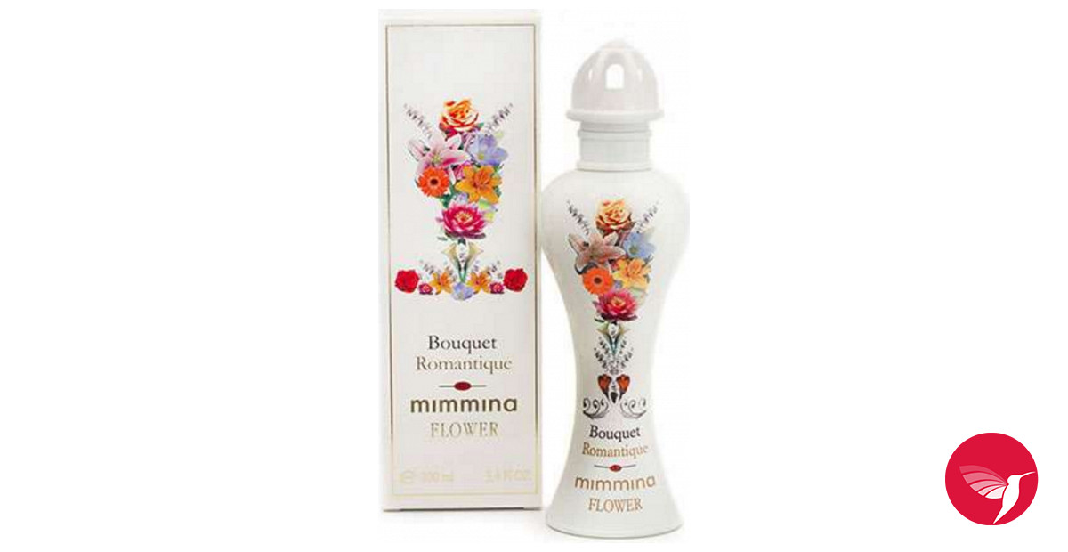 flower bouquet romantique mimmina perfume a fragrance for women 2013. Black Bedroom Furniture Sets. Home Design Ideas