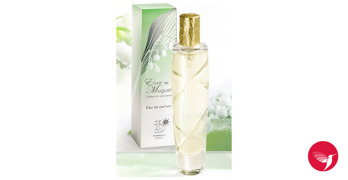 elixir de muguet id parfums perfume a fragrance for women 2013. Black Bedroom Furniture Sets. Home Design Ideas