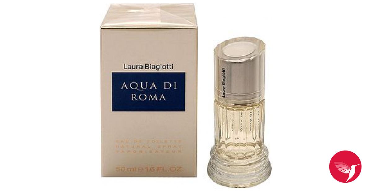 aqua di roma laura biagiotti perfume a fragrance for. Black Bedroom Furniture Sets. Home Design Ideas