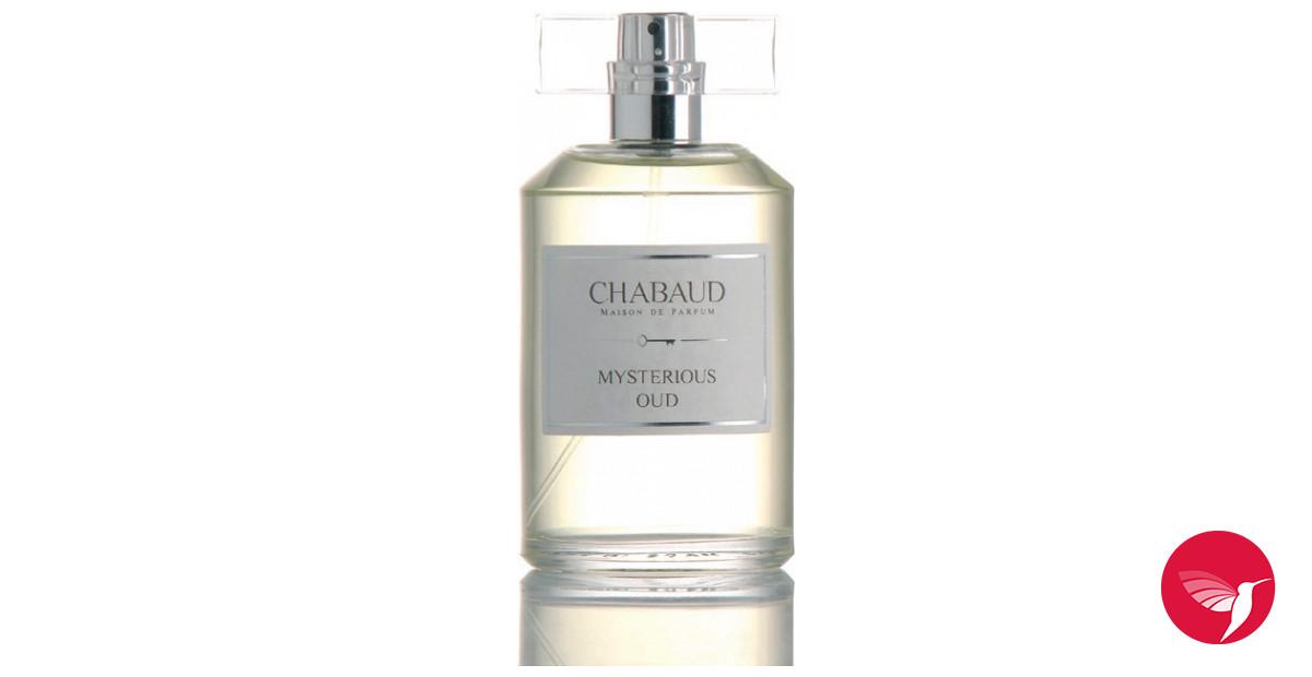 mysterious oud chabaud maison de parfum perfume a fragrance for women and men. Black Bedroom Furniture Sets. Home Design Ideas