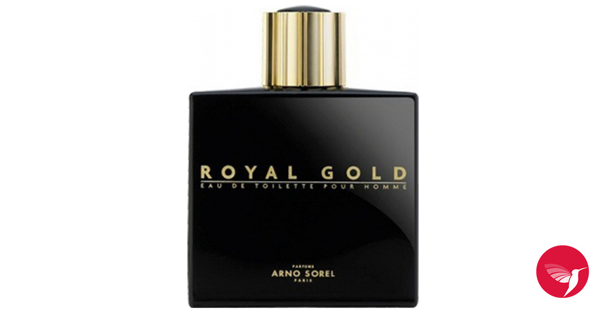 royal gold arno sorel cologne un parfum pour homme. Black Bedroom Furniture Sets. Home Design Ideas