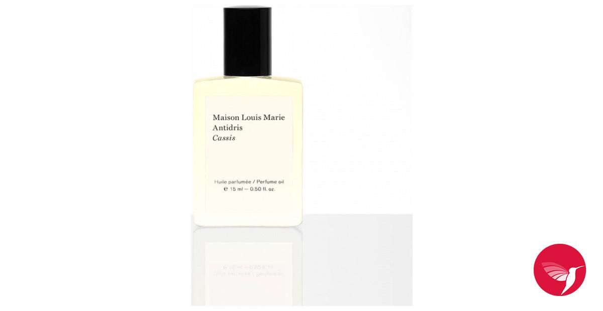 antidris cassis maison louis marie perfume a fragr ncia compartilh vel 2014. Black Bedroom Furniture Sets. Home Design Ideas