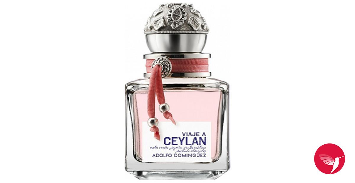 Viaje a ceylan mujer adolfo dominguez perfume a for Adolfo dominguez u woman