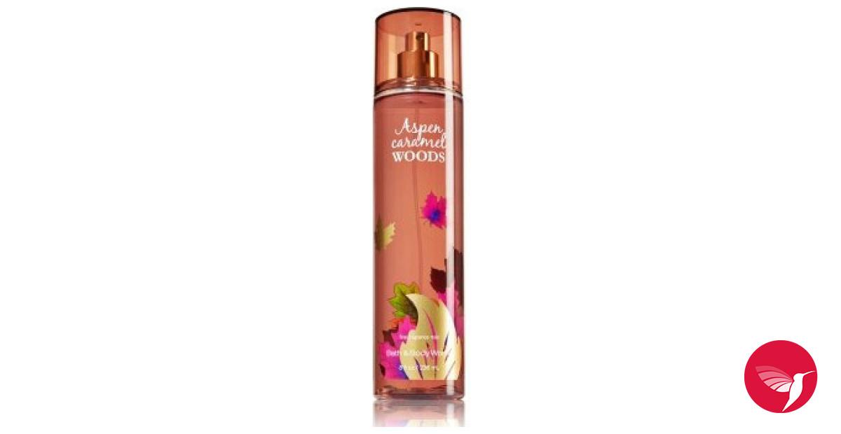 Aspen Caramel Woods Bath And Body Works Perfume A