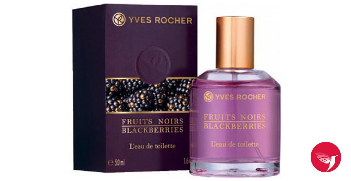 fruits noirs blackberries yves rocher parfum un parfum pour femme 2014. Black Bedroom Furniture Sets. Home Design Ideas