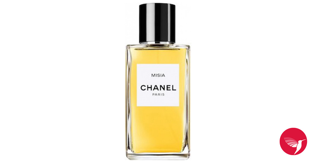 Les Exclusifs de Chanel Misia Chanel perfume - a new fragrance for women 2015