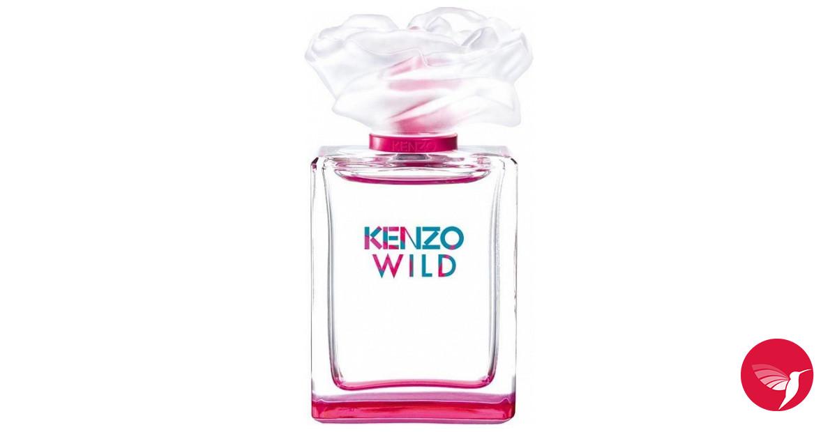 wild kenzo parfum un nouveau parfum pour femme 2015. Black Bedroom Furniture Sets. Home Design Ideas