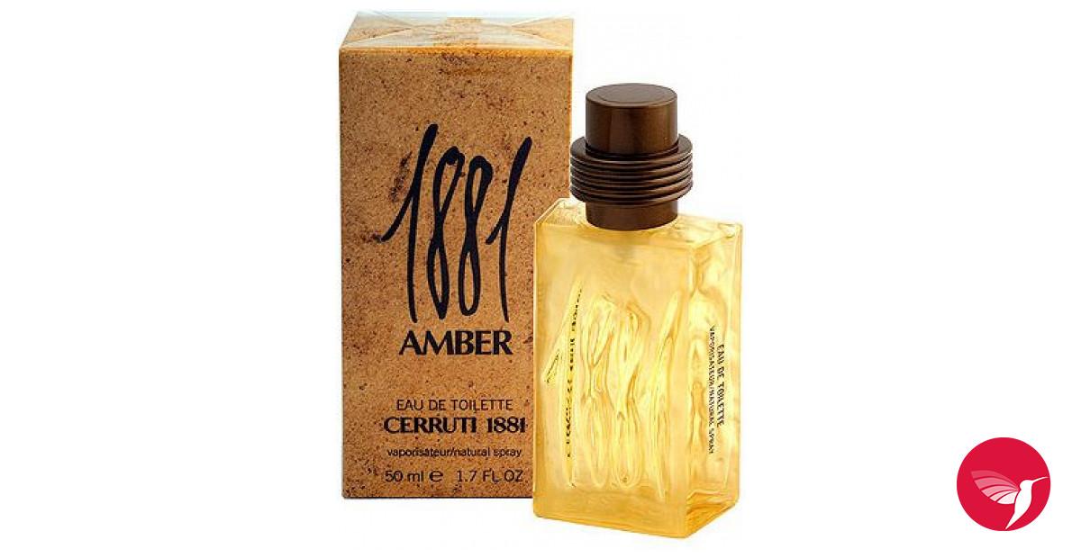 1881 amber pour homme cerruti cologne a fragrance for men 2002
