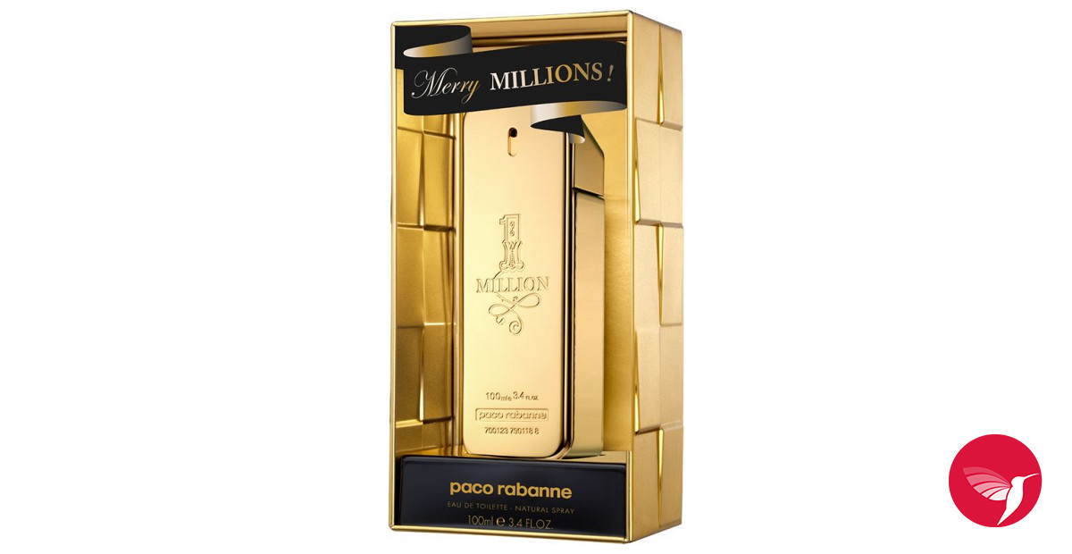1 million merry millions paco rabanne cologne ein neues. Black Bedroom Furniture Sets. Home Design Ideas