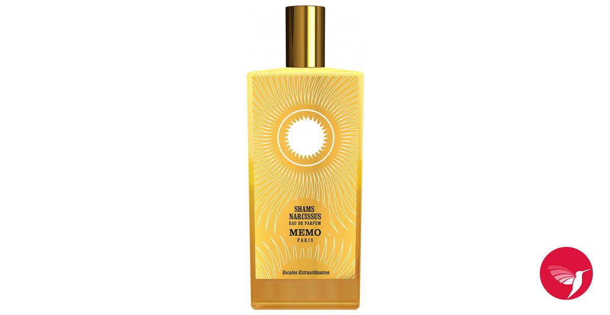shams narcissus memo paris parfem parfem za ene i mu karce 2014. Black Bedroom Furniture Sets. Home Design Ideas
