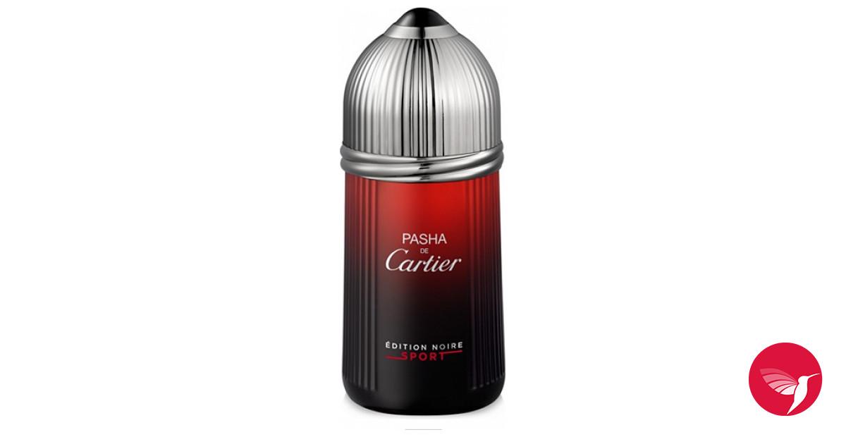 Pasha de Cartier Edition Noire Sport Cartier cologne - a ...