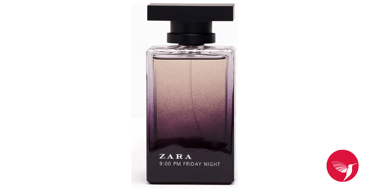 Zara 9 00 pm friday night zara perfume a new fragrance for women 2016 - Prix parfum zara homme ...