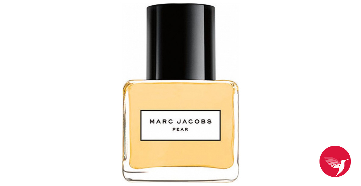 Marc Jacobs Pear Splash 2016 Marc Jacobs perfume