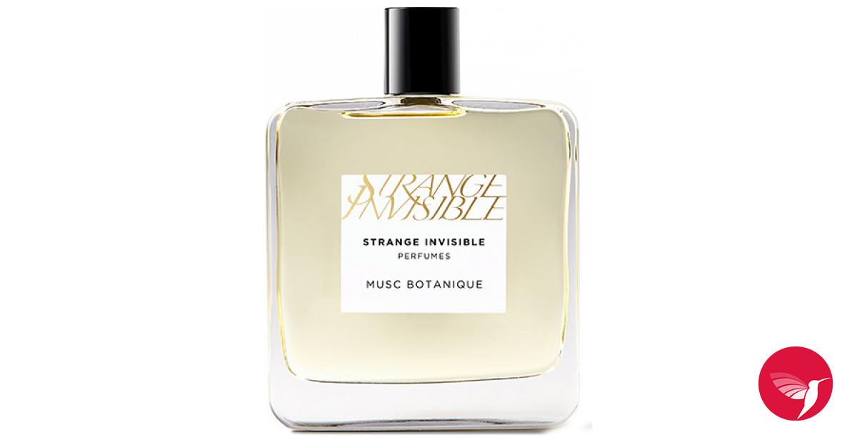 musc botanique strange invisible perfumes parfum un parfum pour homme et femme 2008. Black Bedroom Furniture Sets. Home Design Ideas