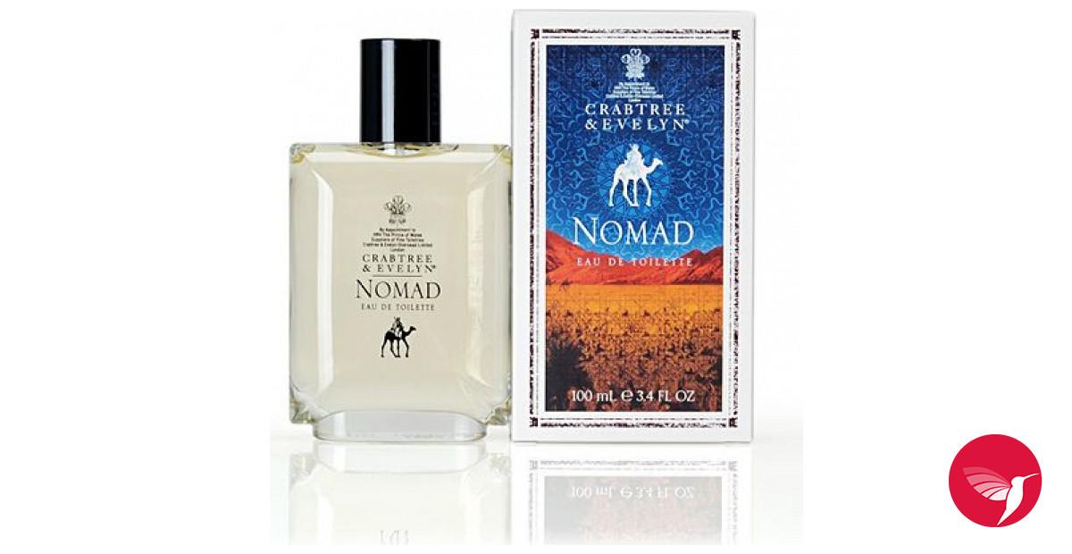 Nomad Crabtree Amp Evelyn Cologne A Fragrance For Men 1999