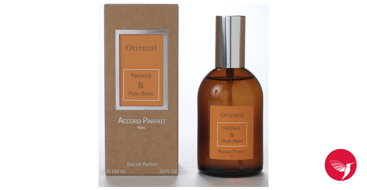 patchouli musc blanc accord parfait perfume a fragrance for women and men. Black Bedroom Furniture Sets. Home Design Ideas