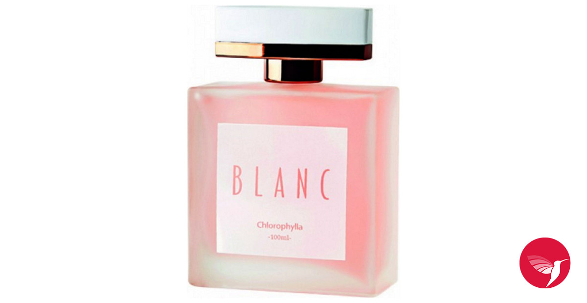 blanc chlorophylla parfum un nouveau parfum pour femme 2016. Black Bedroom Furniture Sets. Home Design Ideas