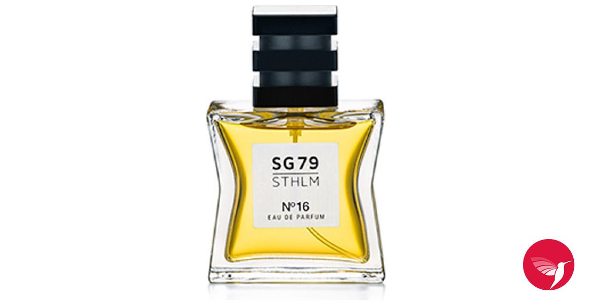 no16 sg79 sthlm parfum un nouveau parfum pour homme et femme 2016. Black Bedroom Furniture Sets. Home Design Ideas