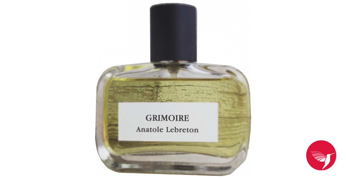 grimoire anatole lebreton parfum un nouveau parfum pour homme et femme 2017. Black Bedroom Furniture Sets. Home Design Ideas
