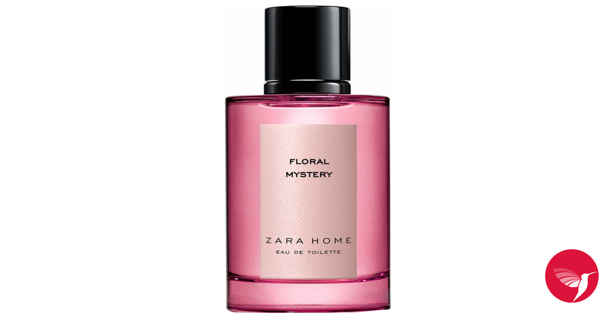Floral mystery zara home perfume a new fragrance for for Long lasting home fragrance