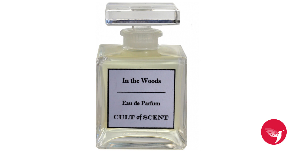 in the woods cult of scent parfum ein neues parfum f r. Black Bedroom Furniture Sets. Home Design Ideas