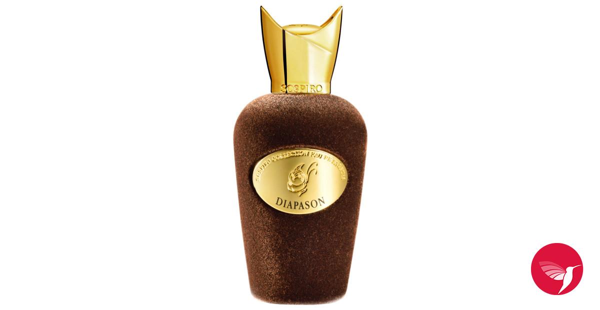 diapason sospiro perfumes parfum un nouveau parfum pour homme et femme 2017. Black Bedroom Furniture Sets. Home Design Ideas