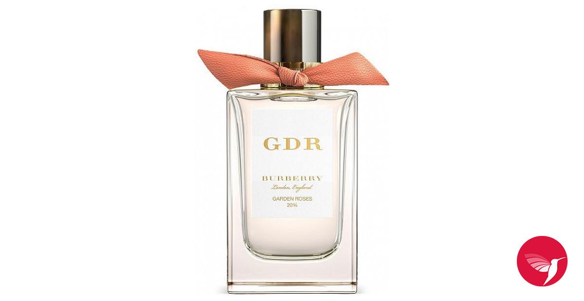 garden roses burberry parfum un nouveau parfum pour homme et femme 2017. Black Bedroom Furniture Sets. Home Design Ideas