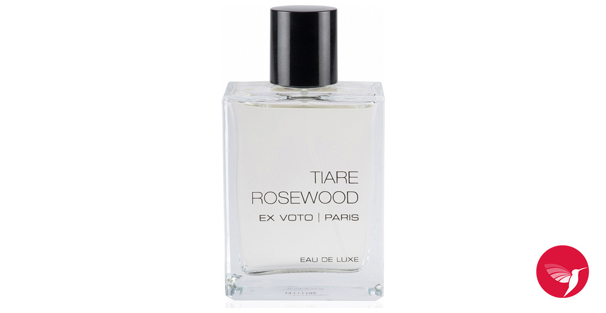 eau de luxe tiare rosewood ex voto perfume a new fragrance for women and men 2016. Black Bedroom Furniture Sets. Home Design Ideas