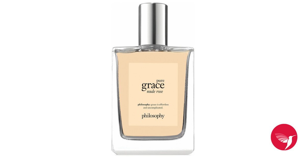 Pure Grace Nude Rose Philosophy Perfume - A New Fragrance -4882