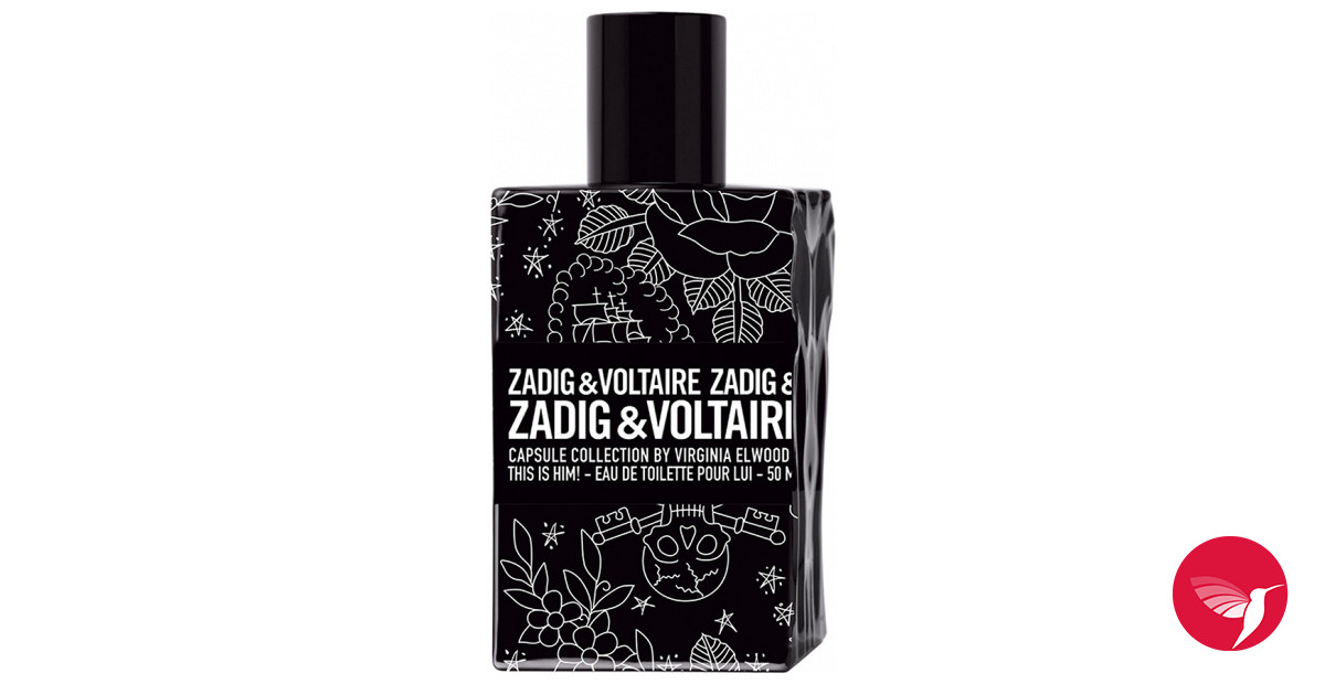 capsule collection this is him zadig voltaire cologne a new fragrance for men 2017. Black Bedroom Furniture Sets. Home Design Ideas
