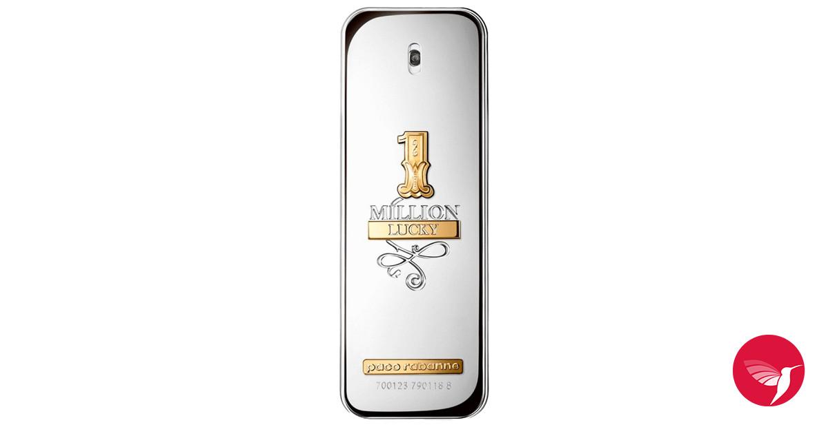1 million lucky paco rabanne cologne ein neues parfum. Black Bedroom Furniture Sets. Home Design Ideas