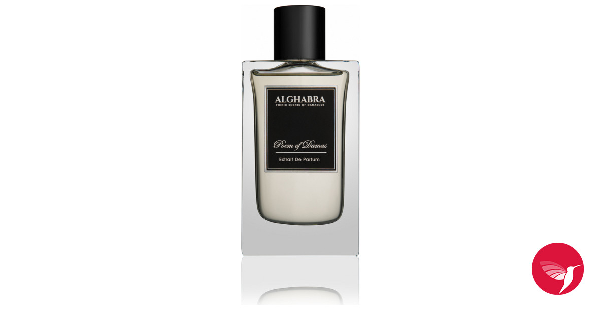 poem of damas alghabra parfums parfum un nouveau parfum. Black Bedroom Furniture Sets. Home Design Ideas