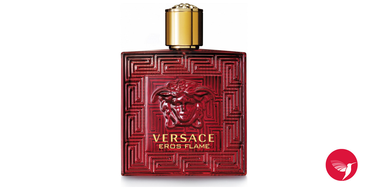 Eros Flame Versace cologne - a new fragrance for men 2018